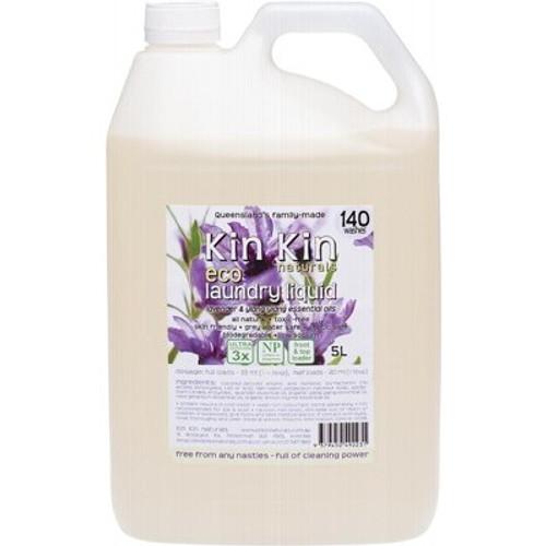 Laundry Liquid Lavender & Ylang Ylang 5L- Kin Kin