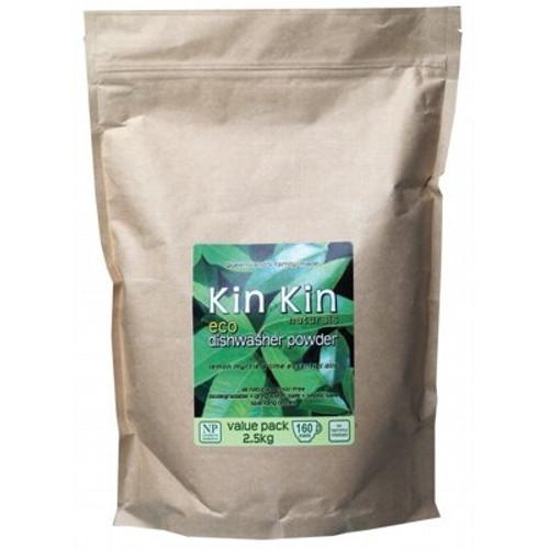Dishwasher Powder Lemon Myrtle lime 2.5kg - Kin Kin