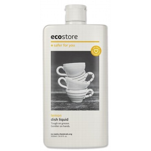 Dish Liquid Lemon 1L - Ecostore