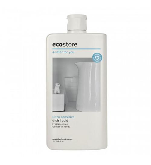 Dish Liquid Ultra Sensitive 1L - Ecostore