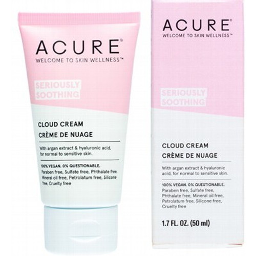 Cloud Cream Seriously Soothing (Night Cream) 50ml - Acure