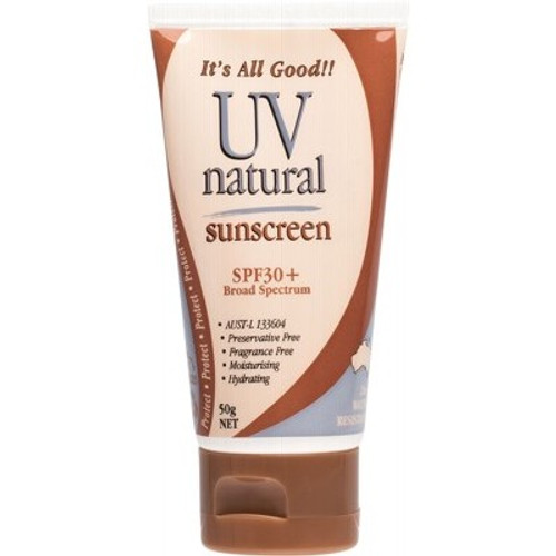 Sunscreen SPF 30+ 100ml - UV Natural