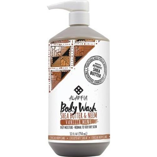 Body Wash Vanilla 950ml - Alaffia