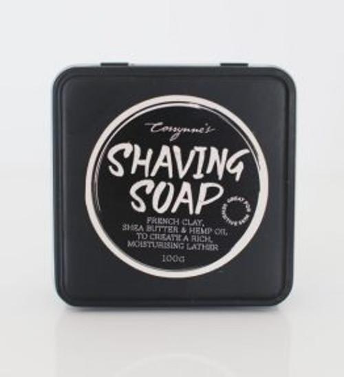 Shaving Soap in Tin 100g - Corrynne's Natural Skincare