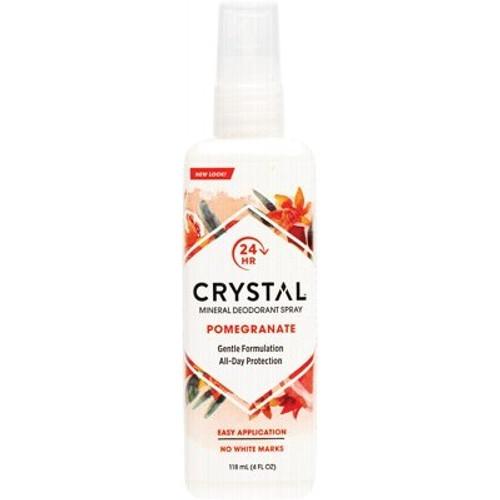 Pomegranate Mineral Deodorant Spray 118ml  - Crystal