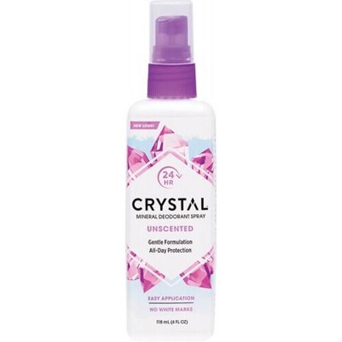 Unscented Deodorant Spray 118ml  - Crystal