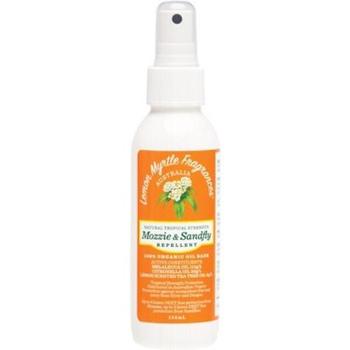 Tropical Strength Mozzie & Sandfly Repellent 125ml - Lemon Myrtle Fragrances
