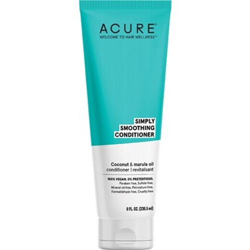 Coconut & Marula Simply Smoothing Conditioner 236.5ml - Acure