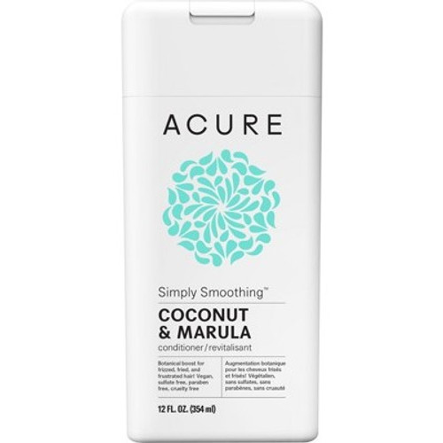 Coconut & Marula Smoothing Conditioner 354ml - Acure