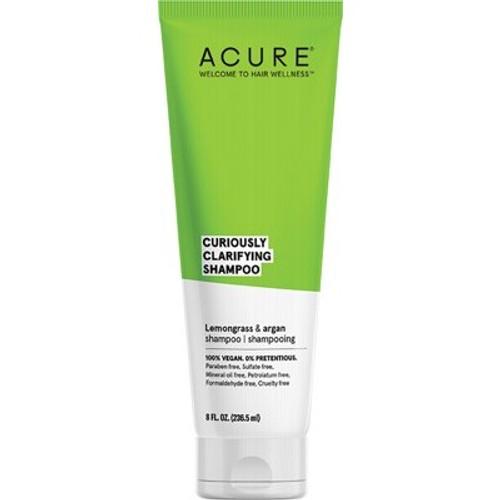 Clarifying Shampoo Lemongrass & Argon 236.5ml - Acure