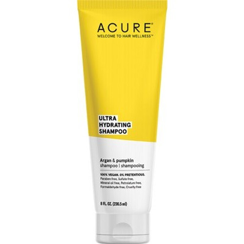 Argan & Pumpkin Ultra Hydrating Shampoo 236.5ml - Acure