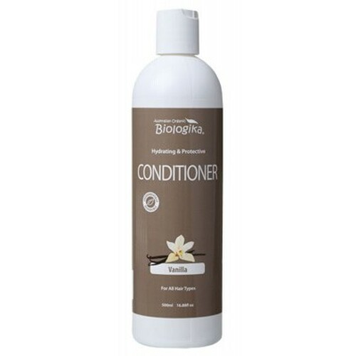Vanilla Shampoo 500ml -  Biologika