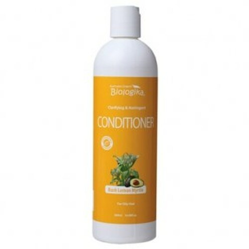 Lemon Myrtle Cleansing (Oily Hair) Conditioner 500ml - Biologika