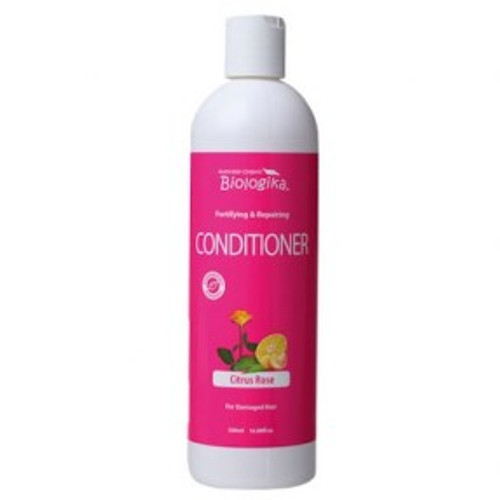 Citrus Rose Hydrating (Damaged Hair) Conditioner 500ml - Biologika