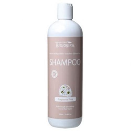 Fragrance Free Sensitive Shampoo 500ml - Biologika