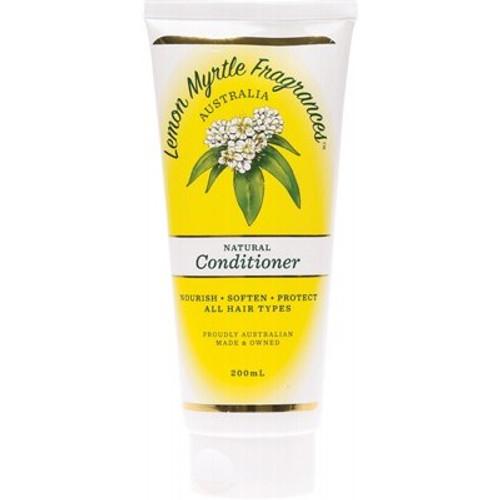 Lemon Myrtle Conditioner 200ml - Lemon Myrtle Fragrances