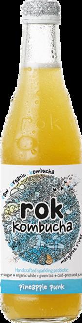 Pineapple Punk Kombucha 365ml - Rok