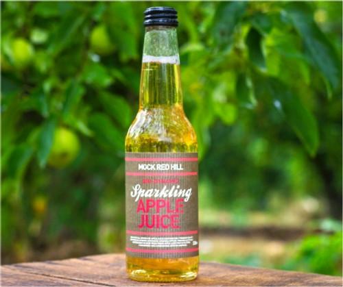Sparkling - Apple Juice Biodynamic Organic 330ml - Mock Red Hill