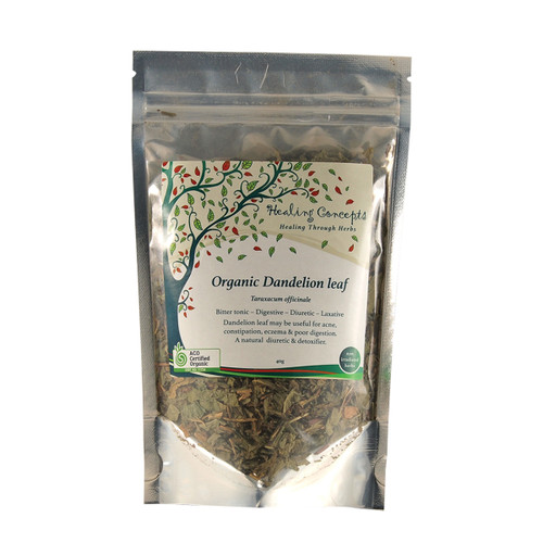 Dandelion Leaf 40g - Healing Concepts