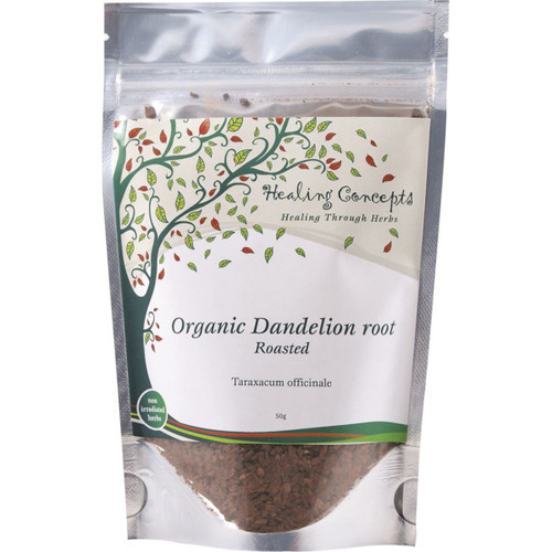 Dandelion Root Roasted 50g - Healing Concepts