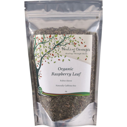 Raspberry Leaf 50g - Healing Concepts