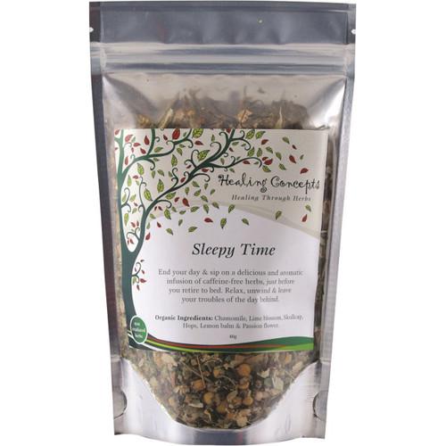 Sleepy Time Loose Leaf Organic 40g - Healing Concepts