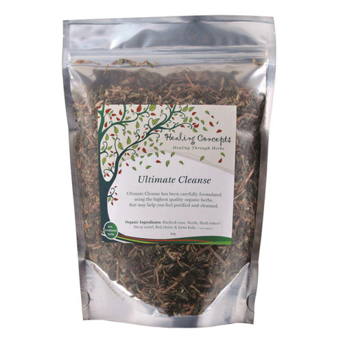 Ultimate Cleanse Loose Leaf Organic 50g - Healing Concepts