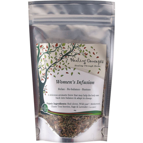 Women's Infusion 40g - Healing Concepts