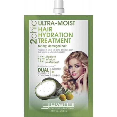 Treatment Hydration Ultra-moist (dry/damaged) 51ml - Giovanni