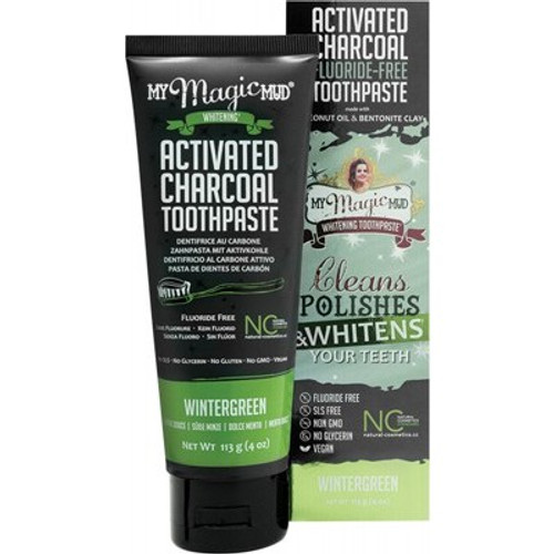 Toothpaste Whitening Wintergreen 113g - My Magic Mud