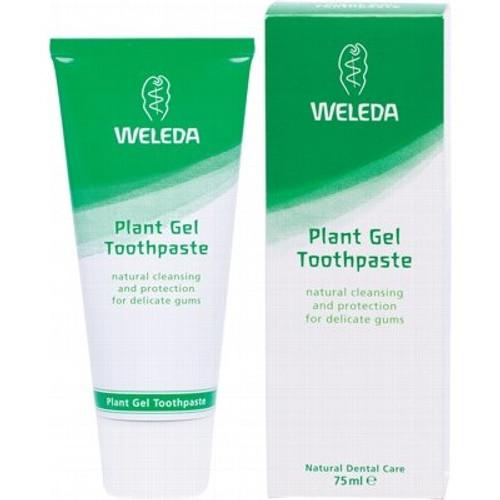 Toothpaste Plant Gel 75ml - Weleda