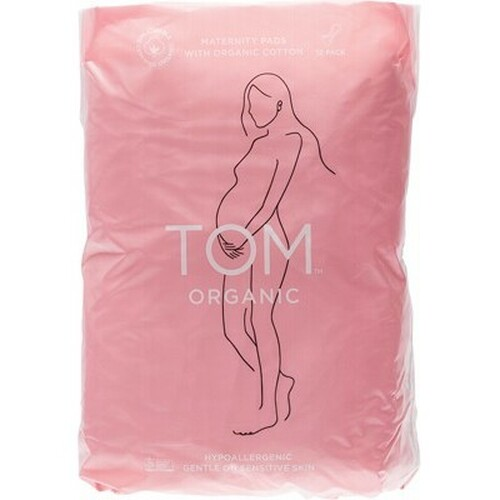 Pads Maternity Ultra Absorbent for Post Birth 12 - Tom