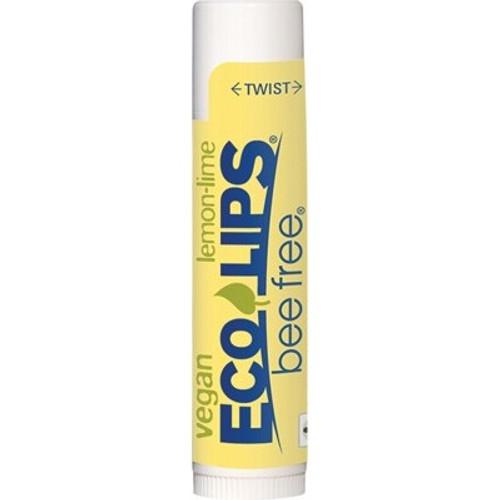 Lip Balm (Vegan) Bee Free Lemon Lime 4.25g - Eco Lips