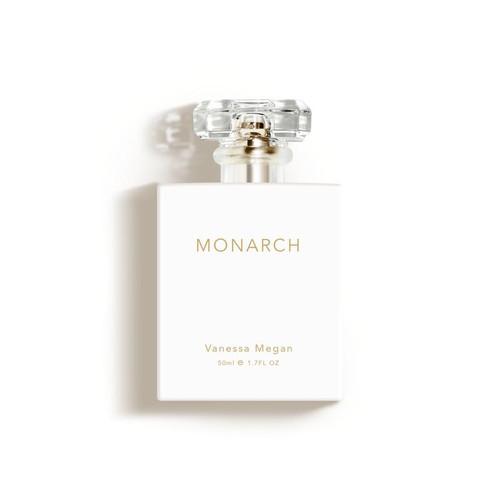 Perfume Monarch 100% Natural 50ml - Vanessa Megan