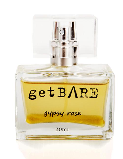 Perfume 100% Natural Gypsy Rose 30ml - Bare