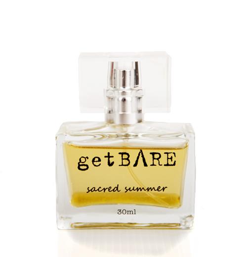 Perfume 100% Natural Sacred Summer 30ml - Bare