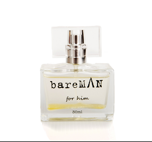 Perfume 100% Natural For Him BareMan 30ml - Bare