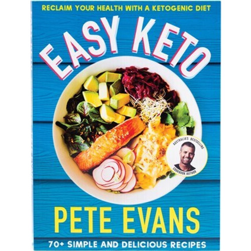 Easy Keto Book - Pete Evans