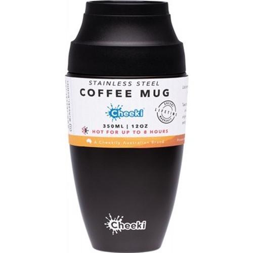 Coffee Mug Chocolate 350ml - Cheeki
