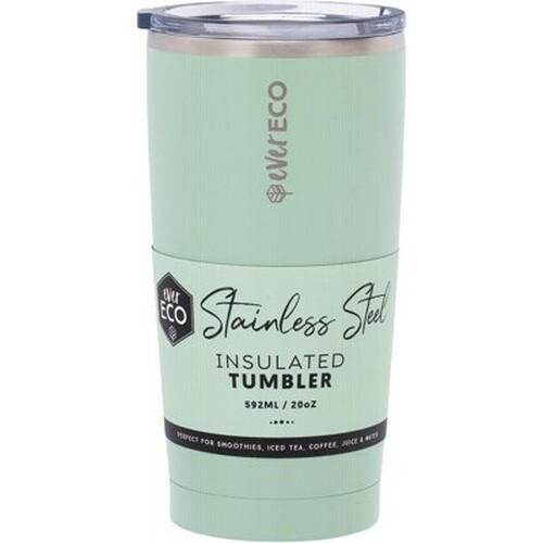Cup/Tumbler Insulated Sage 592ml - Ever Eco