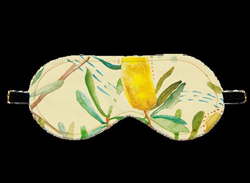Eyemask Banksia - Wheatbags Love