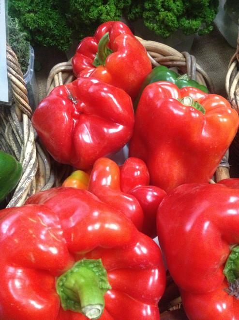 Capsicum Red Organic - per kg