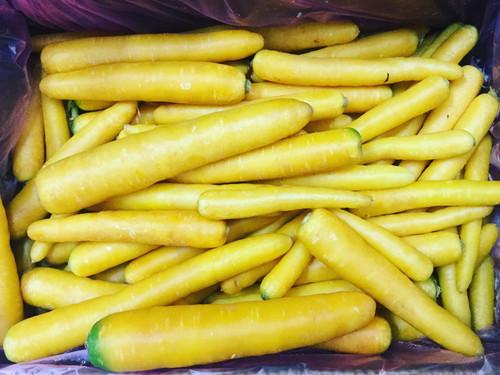 Carrots (Yellow) Organic - each (approx.)