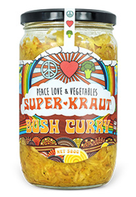 Superkraut Native Herbs Organic 375g - Peace Love & Veges