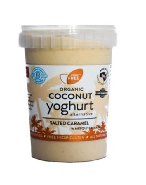 Coconut Yoghurt Creme Caramel Organic 200g - PureNFree