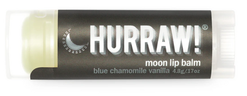 Lip Balm Moon Balm Night Blue Chamomile Vanilla 4.3g - Hurraw