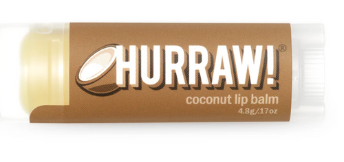 Lip Balm Coconut 4.3g - Hurraw