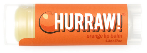 Lip Balm Orange 4.3g - Hurraw