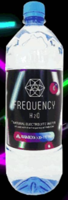 Water Rainbow 440-770 THZ Alkaline 1L - Frequency H20