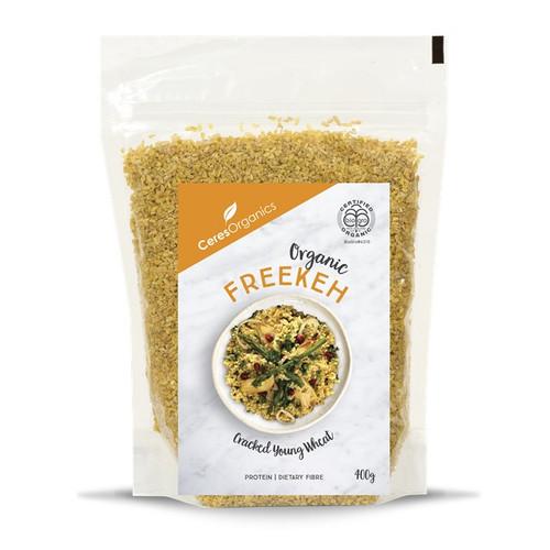Freekeh Organic 400g - Ceres Organics